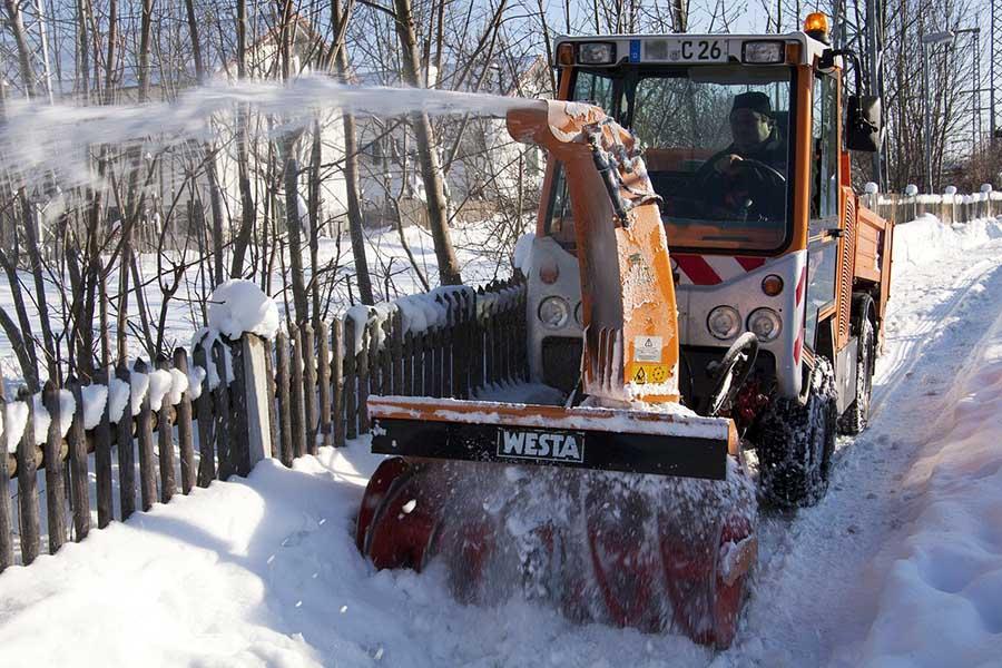 Kehr- und Winterdienst